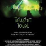 Belushi's Toilet Poster
